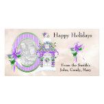Photocard Holidays Christmas Photo Card Template