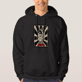Photocoyote black hoodie
