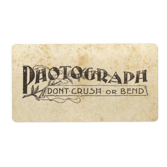 Photograph Don't Bend or Break Stickers