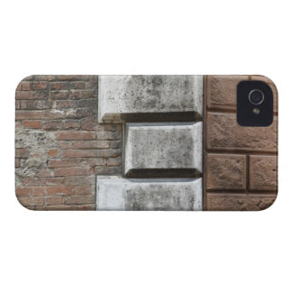 Photograph of an old brick wall in Siena Italy. Case-Mate iPhone 4 Cases