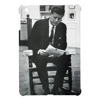 Photograph of John F. Kennedy 2 iPad Mini Cases
