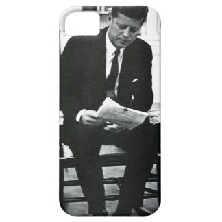 Photograph of John F. Kennedy 2 iPhone 5 Case