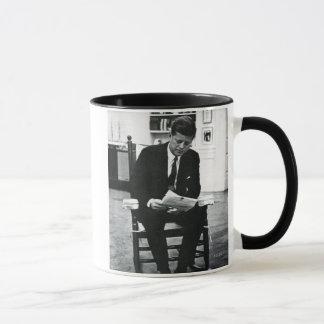 Photograph of John F. Kennedy 2 Mug