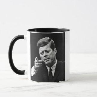 Photograph of John F. Kennedy 3 Mug