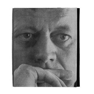 Photograph of John F. Kennedy iPad Case