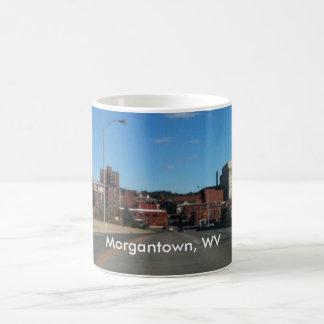 Photograph of Morgantown WV Mugs