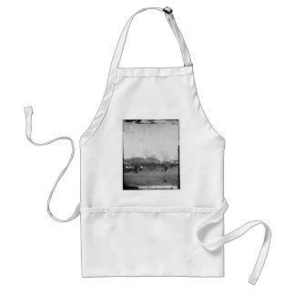 Photograph of the Federal Navy. Civil War. c. 1861 Aprons
