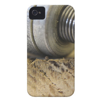 photograph of woodwork tools iPhone 4 Case-Mate cases
