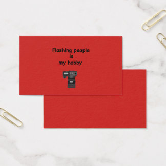 Photographer business card Photography Company