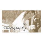 Photographer Business card Tarjetas De Visita