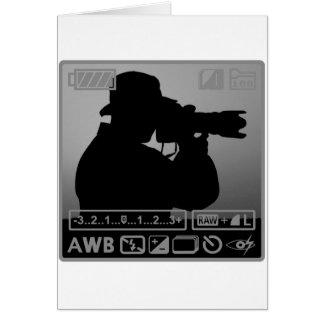 Photographer Card