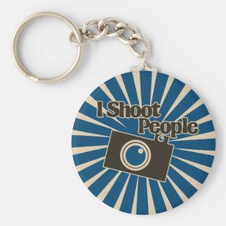Photographer Design Keychains
