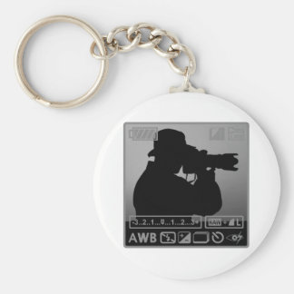 Photographer Keychains
