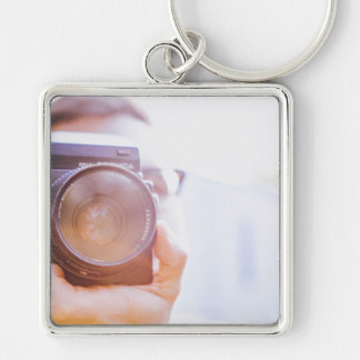 photographer keychain