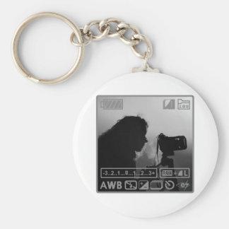 Photographer Key Ring