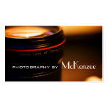 Photographer,Photography, Camera Business Card
