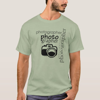 Photographer v.2 T-Shirt