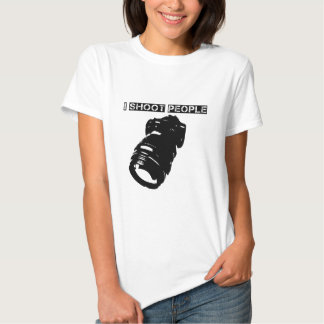 Photographers are Violent Tee Shirts