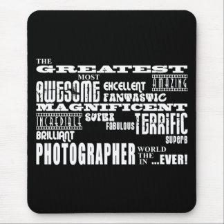 Photographers Birthdays : Greatest Photographer Mouse Pad