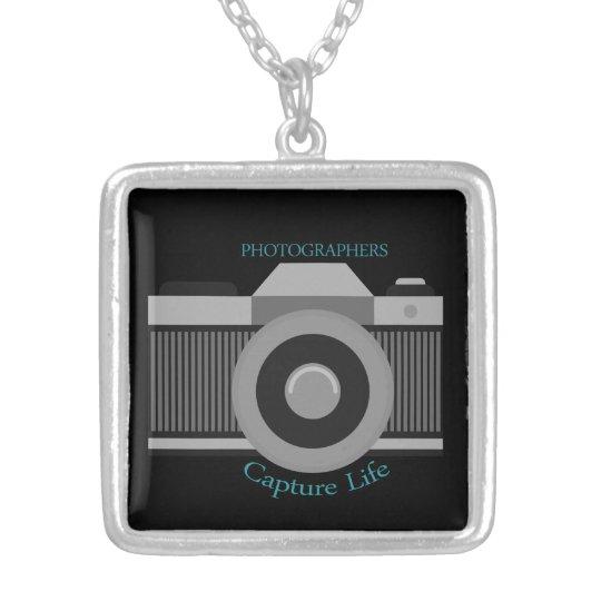 Photographers Capture Life Necklace
