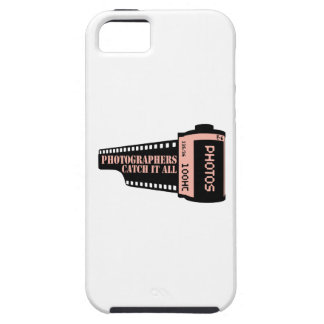 Photographers Catch It All iPhone 5 Cover