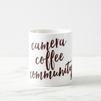 Photographer's Favourite Things Mug
