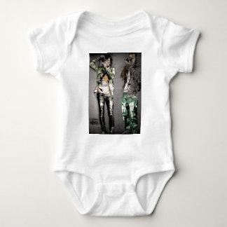 Photographer's Graffiti Baby Bodysuit