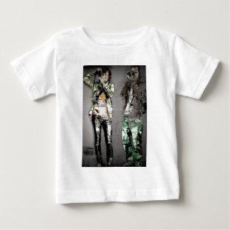Photographer's Graffiti Baby T-Shirt
