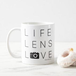 Photographer's Love mug | LIFE LENS LOVE