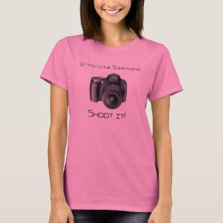 Photographers Shirt