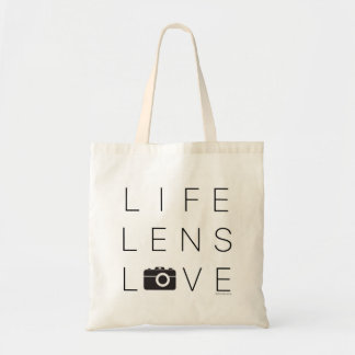 Photographer's Tote Bag | LIFE LENS LOVE