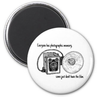 Photographic Memory Magnet
