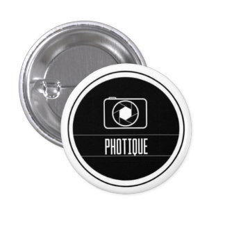 Photography 3 Cm Round Badge