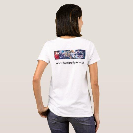 Photography Auer lady shirt