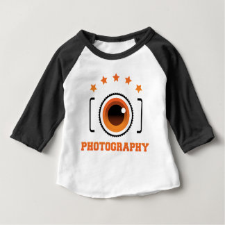 Photography Baby T-Shirt
