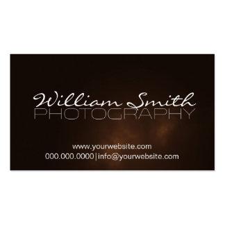 Photography Business card Tarjeta De Visita