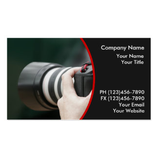 Photography Business Card