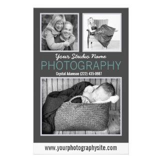 Photography Business Handout Large Sample Photos 14 Cm X 21.5 Cm Flyer