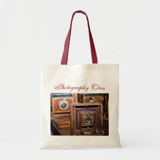 Photography Class Budget Tote Bag