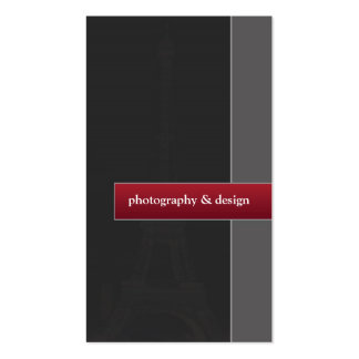 Photography Design Business Card