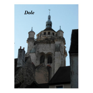 Photography Dolle, France - Postcard