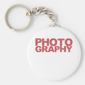 Photography Key Chain
