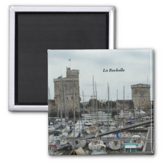 Photography La Rochelle, France - Magnet