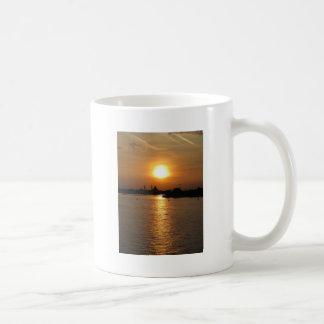 Photography of Romantic Venice Sunset Coffee Mug