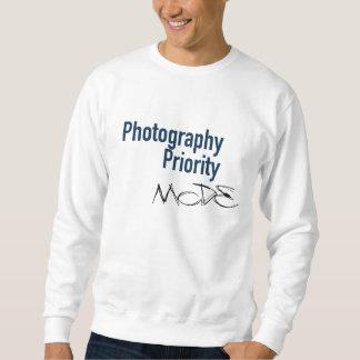 Photography Priority Mode - Sweatshirt