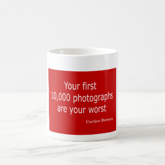 Photography quotes mug