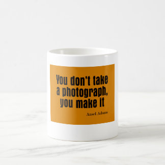 Photography quotes mug