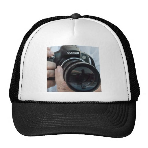 Photography Reflections. Mesh Hats