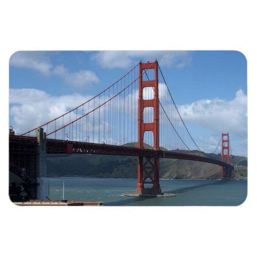 Photography San Francisco, USA - Rectangle Magnet