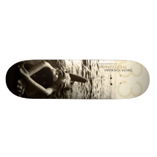 Photography/skateboard #7 skateboard deck